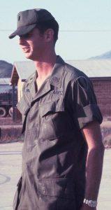 Kent Hinckley in Vietnam